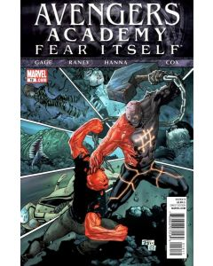 Avengers Academy (2010) #  19 (8.0-VF)