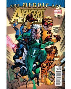 Avengers Academy (2010) #   2 (7.0-FVF)