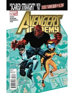 Avengers Academy (2010) #   3 (6.0-FN)