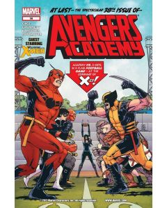 Avengers Academy (2010) #  38 (7.0-FVF)