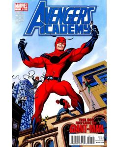 Avengers Academy (2010) #   7 (6.0-FN)