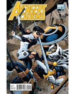 Avengers Academy (2010) #   9 (8.0-VF)