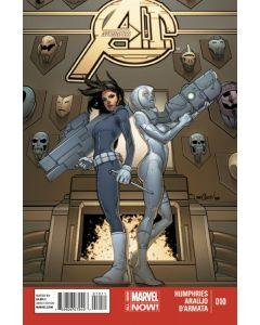 Avengers A.I. (2013) #  10 (8.0-VF)