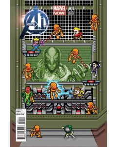 Avengers A.I. (2013) #   1 Cover E 1:25 Variant (8.0-VF)