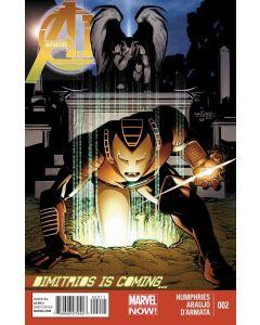Avengers A.I. (2013) #   2 (8.0-VF)