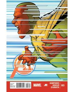 Avengers A.I. (2013) #   3 (8.0-VF)