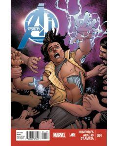 Avengers A.I. (2013) #   4 (6.0-FN)