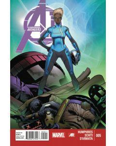 Avengers A.I. (2013) #   5 (6.0-FN)