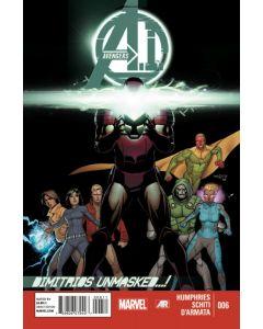 Avengers A.I. (2013) #   6 (8.0-VF)