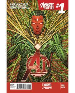 Avengers A.I. (2013) #   8 (5.0-VGF)