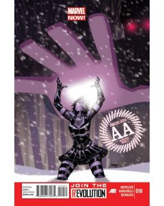 Avengers Arena (2012) #  10 (5.0-VGF)
