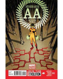Avengers Arena (2012) #  12 (8.0-VF)