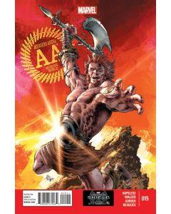 Avengers Arena (2012) #  15 (4.0-VG)
