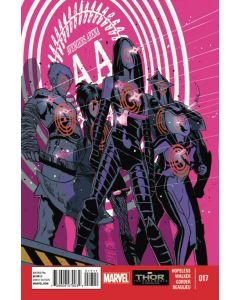 Avengers Arena (2012) #  17 (4.0-VG)