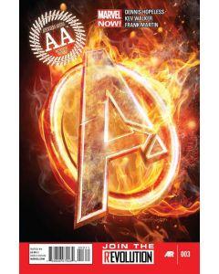 Avengers Arena (2012) #   3 (7.0-FVF)