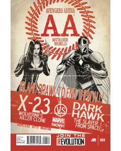 Avengers Arena (2012) #   4 (8.0-VF)