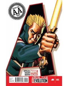 Avengers Arena (2012) #   5 (9.0-NM)