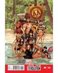 Avengers Arena (2012) #   6 (6.0-FN)