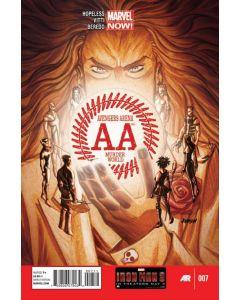Avengers Arena (2012) #   7 (8.0-VF)