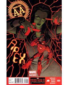 Avengers Arena (2012) #   9 (8.0-VF)