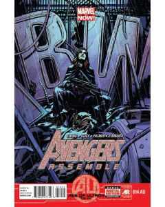 Avengers Assemble (2012) #  14 (8.0-VF) Age of Ultron Tie-in