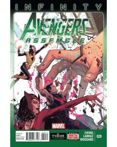 Avengers Assemble (2012) #  20 (6.0-FN)