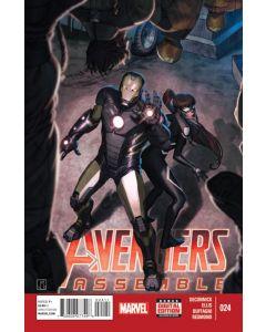 Avengers Assemble (2012) #  24 (8.0-VF)
