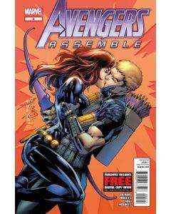 Avengers Assemble (2012) #   5 (6.0-FN)