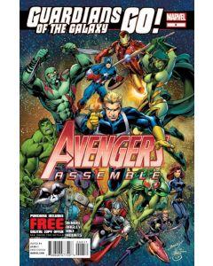 Avengers Assemble (2012) #   6 (8.0-VF)