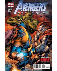 Avengers Assemble (2012) #   8 (9.0-NM)
