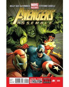 Avengers Assemble (2012) #   9 (8.0-VF)