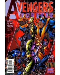 Avengers Forever (1998) #  10 (8.0-VF)