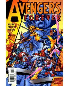 Avengers Forever (1998) #  11 (6.0-FN)