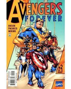 Avengers Forever (1998) #   2 (6.0-FN)