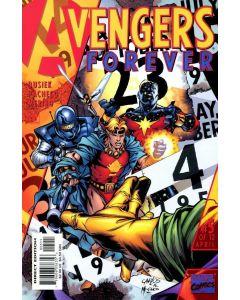 Avengers Forever (1998) #   5 (8.0-VF)