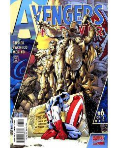 Avengers Forever (1998) #   6 (8.0-VF)