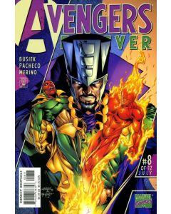 Avengers Forever (1998) #   8 (9.0-NM)