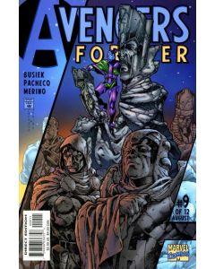 Avengers Forever (1998) #   9 (8.0-VF) Origin Kang