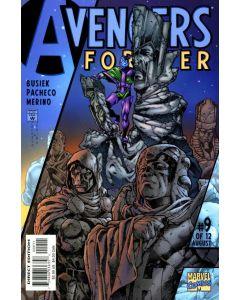Avengers Forever (1998) #   9 (9.0-VFNM) Origin Kang