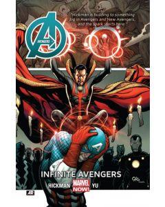 Avengers Infinite Avengers HC (2013) #   6 1st Print (9.0-VFNM)