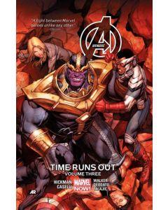 Avengers Time Runs Out HC (2015) #   3 1st Print (9.0-VFNM)