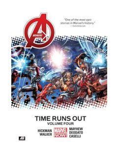 Avengers Time Runs Out HC (2015) #   4 1st Print (9.0-VFNM)