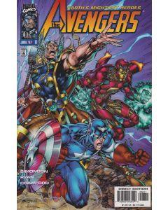 Avengers (1996) #   8 (8.0-VF)