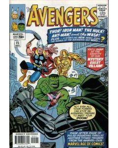 Avengers (1998) #   1 1/2 (8.0-VF)
