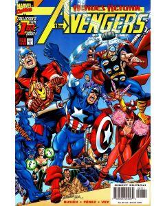 Avengers (1998) #   1 (9.2-NM)