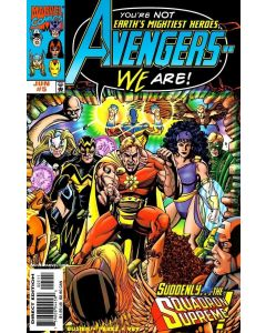 Avengers (1998) #   5 (8.0-VF)