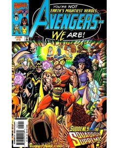 Avengers (1998) #   5 (9.0-NM)