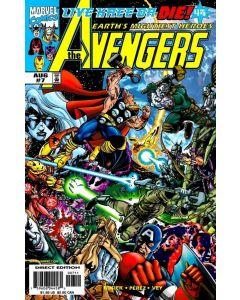 Avengers (1998) #   7 (9.0-NM)