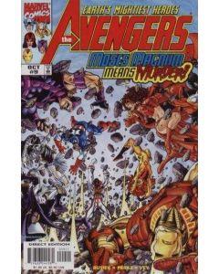 Avengers (1998) #   9 (9.0-NM)