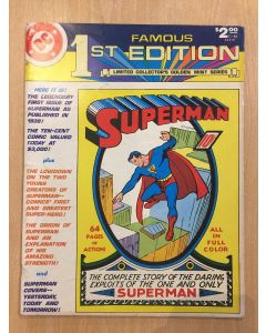 Famous First Edition Superman (1979) #   C-61 (5.5-FN-) (1186356) TREASURY SIZE